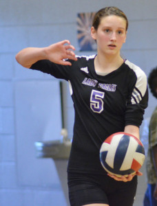 CHS Volleyball vs. Russell County 4