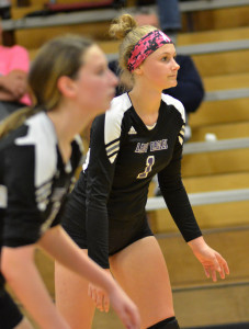CHS Volleyball vs. Marion County 10-12 8