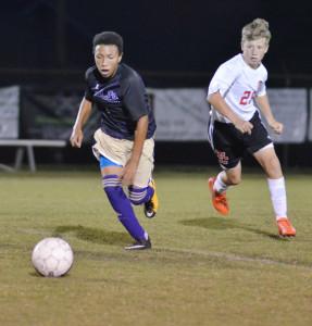 CHS Soccer vs. TC 9-19 17