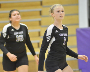 CHS Volleyball vs. Russell County 6