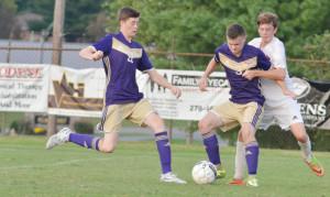 CHS Soccer vs. TC 9-19 7