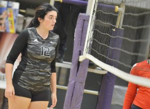 CHS Volleyball vs. Russell County 18