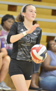 CHS Volleyball vs. Russell County 17