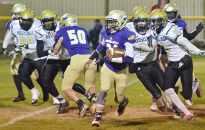 CHS Football vs. Russellville 20