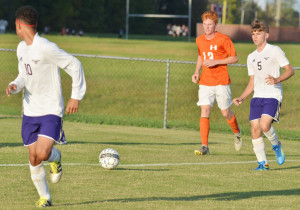 CHS Soccer vs. Hart County District Tournament 4
