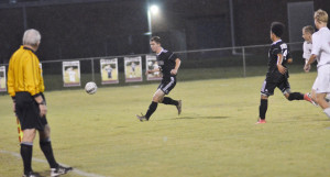 CHS Soccer vs. Taylor County District Tournament 4