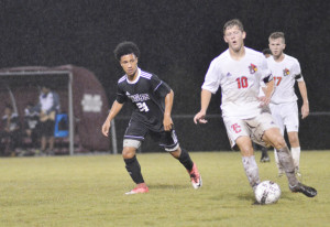 CHS Soccer vs. Taylor County District Tournament 6