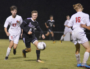CHS Soccer vs. Taylor County District Tournament 5