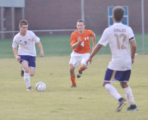 CHS Soccer vs. Hart County District Tournament 16