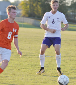 CHS Soccer vs. Hart County District Tournament 8