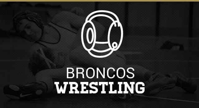 Bronco Wrestlers Advance to Regionals