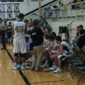 Jr. High Boys against Lapel