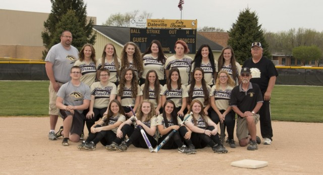 Softball Is Set to Play Liberty Christian in Sectional