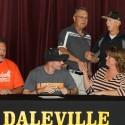 Brandon Vermillion Anderson College Signing