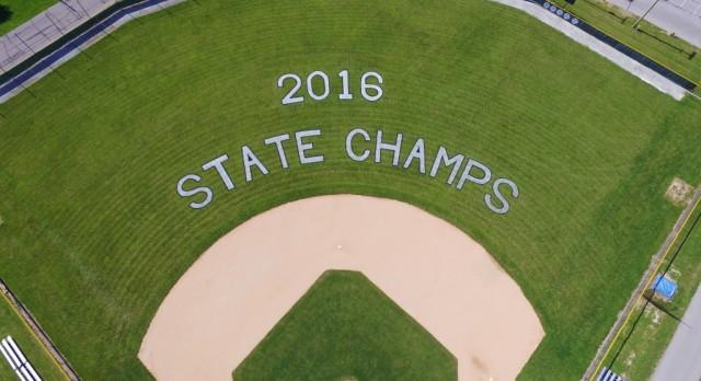 """Baseball Field """"Signage"""""""