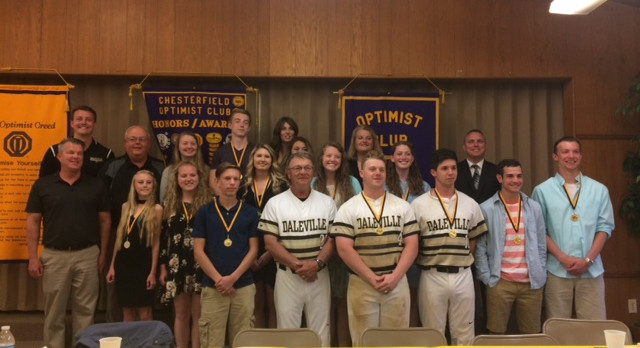 2017 Optimist Leadership Banquet