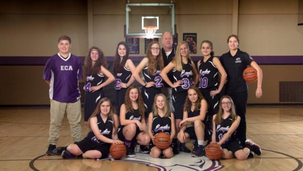 MS A Team Basketball