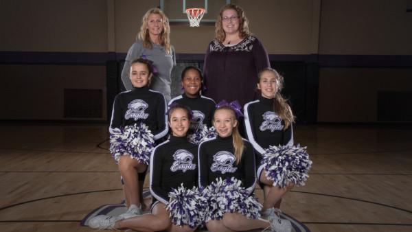MS A Team Cheer