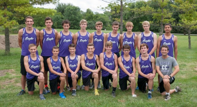 Boys CC Race to Regionals