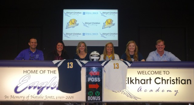 Watson Signs with Spring Arbor