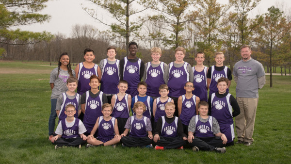 MS Boys Track