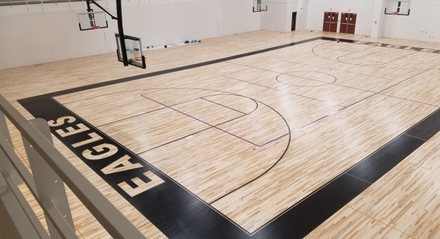 Practice Facility Opens