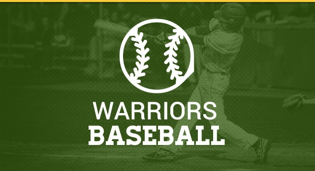 Warrior Baseball Claims Regional Spot in the Playoffs
