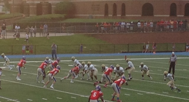 Warrior Football Kicks Off Friday vs. MUS