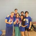 Swim Team 2015-16