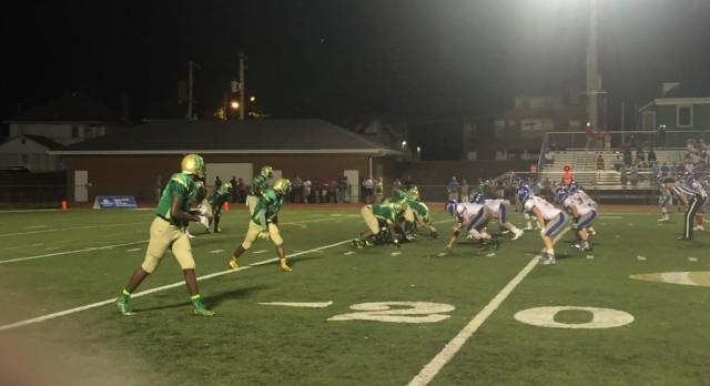 Warrior Football Falls to MUS 19-13