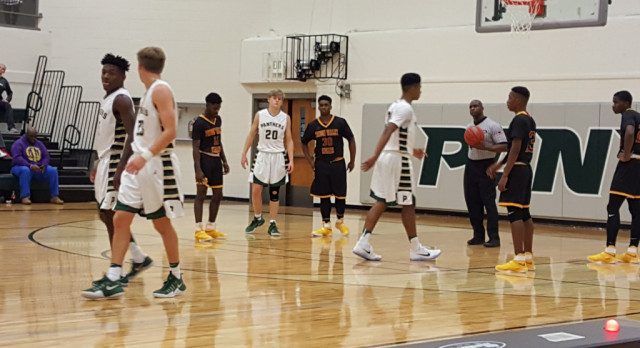 Pelham High School Boys Varsity Basketball beat Pinson Valley High School 80-70