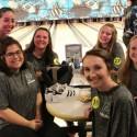 2017 Pelham girls bowling, AHSAA South regionals