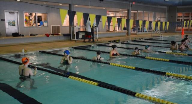 Girls Swimming – Team Meeting (2/3/17)