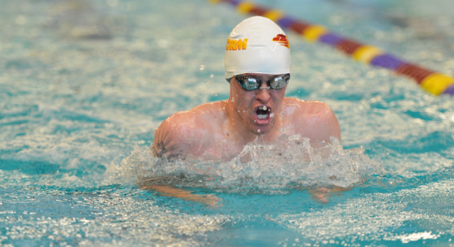 Former Standouts Break School Records at College Conference Championship Meet