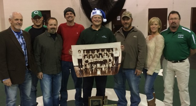 Clover Wrestling Green/White Night a Success