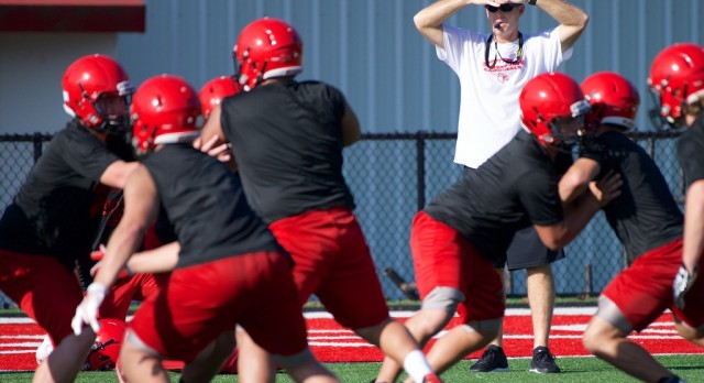 Cards open season on Aug. 22nd with scrimmage game against Episcopal Collegiate