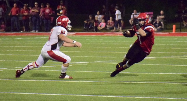 Beavers hang on; Cards miss chances late
