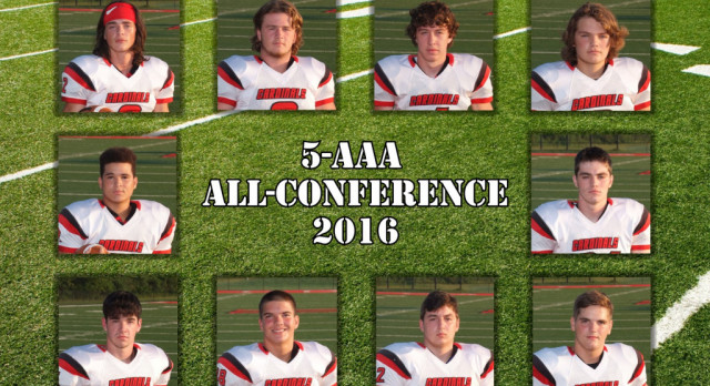 5-3A All-Conference 2016