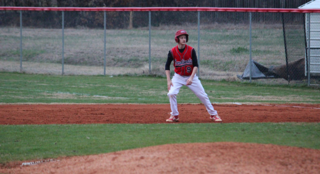 Malvern captures lead early to defeat Harmony Grove