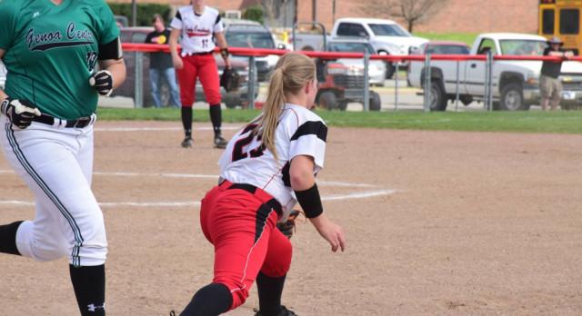 Grace Bryant throws shutout as Lady Cardinals defeats Malvern