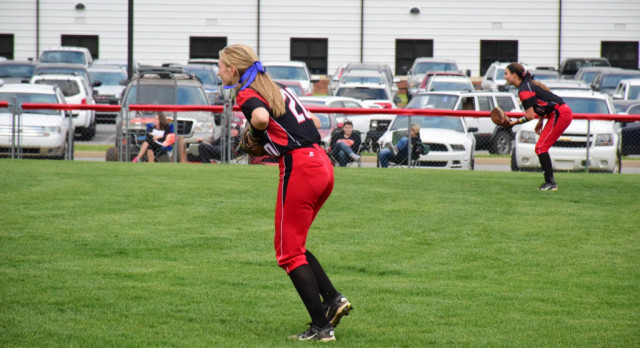 Lady Cardinals defeats Lake Hamilton in pitcher's duel