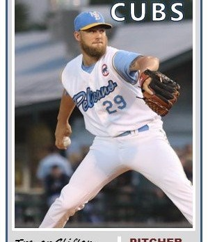 Mountaineer Alum Trevor Clifton Named Cubs Minor League Pitcher of the Year