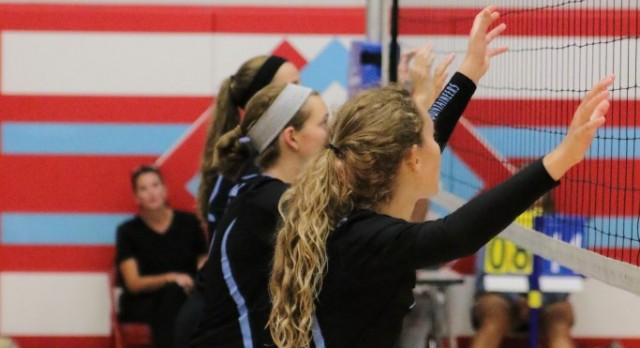 Lady Mountaineer Volleyball Team Finishes Runner Up in District and Moves on to the Region