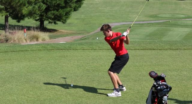 Heritage Golfer Wins District Title