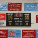 Girls Varsity Basketball Pictures vs. Walker Valley
