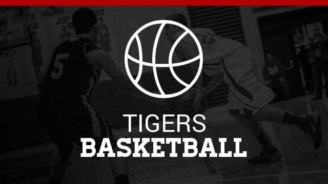 Tiger and Lady Tiger Basketball Camp June 12-15