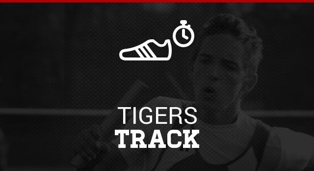 Area Track Results – Lady Tigers