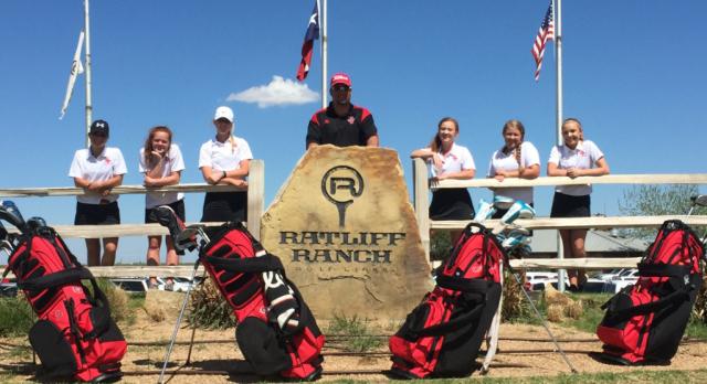 Lady Tigers top 5 at Regional Golf