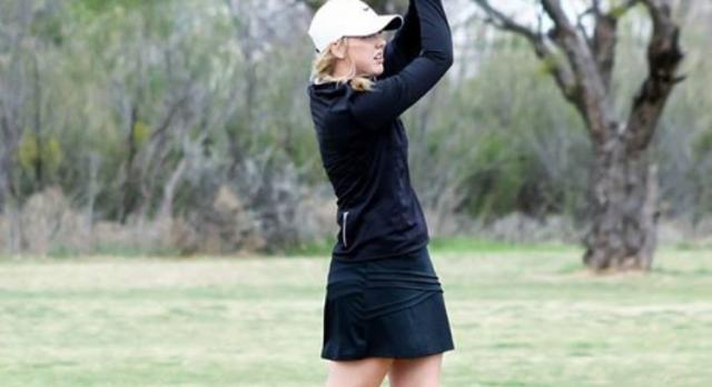 Lady Tiger Golf wins the Anson Invitational