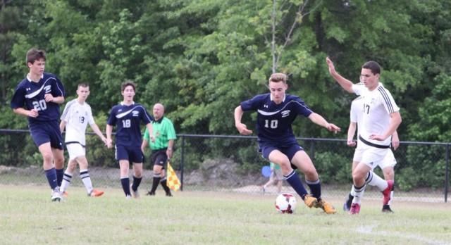 Varsity Soccer's Winning Season